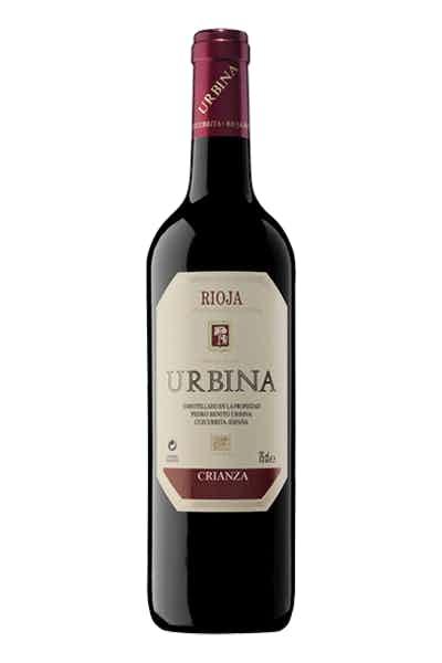 Urbina Crianza Rioja