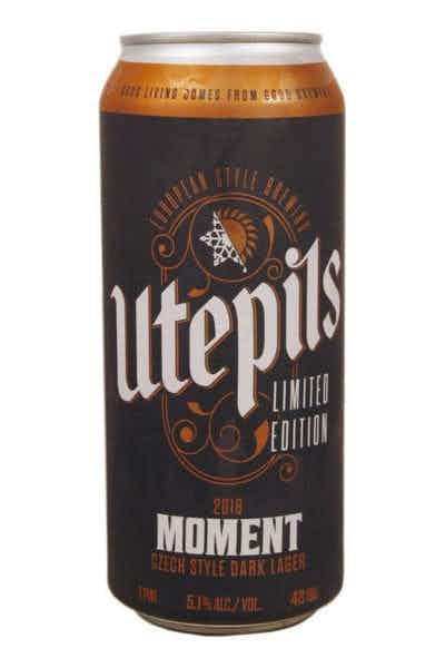 Utepils Moment Czech Style Dark Lager