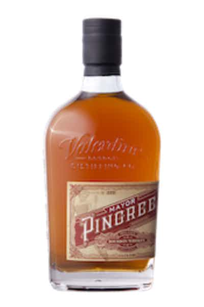 Valentine Mayor Pingree Red Label Bourbon