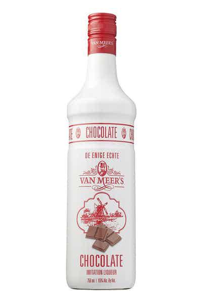 Van Meer's Chocolate Liqueur