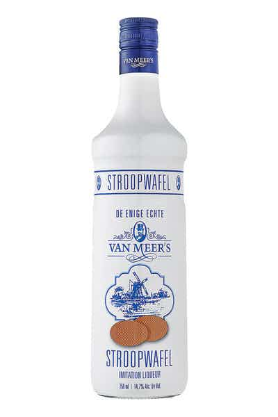 Van Meer's Stroopwafel Liqueur