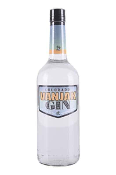 Vanjak Colorado Gin