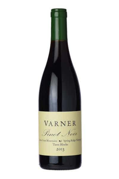 Varner Pinot Noir 2013
