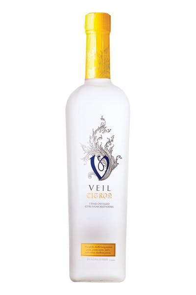 Veil Citron Vodka