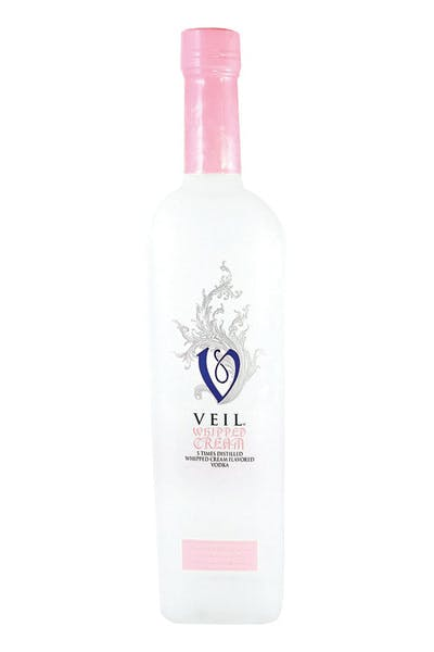 Veil Whipped Cream Vodka