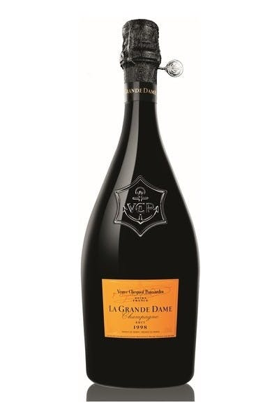 Veuve Clicquot La Grande Dame Blanc 1998