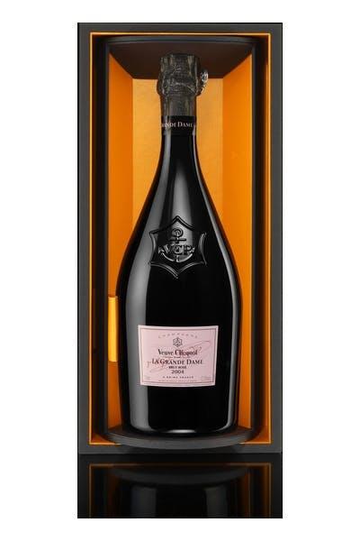 Veuve Clicquot La Grande Dame Rose 2004 - Gift Box