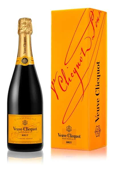 Veuve Clicquot Yellow Label Gift Box