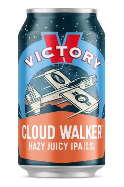 Victory Brewing Cloud Walker Hazy Juicy IPA