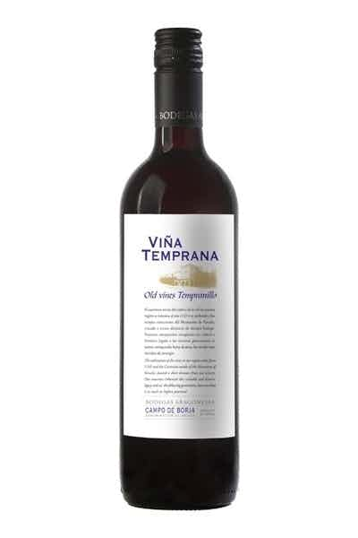 Viña Temprana Old Vine Tempranillo