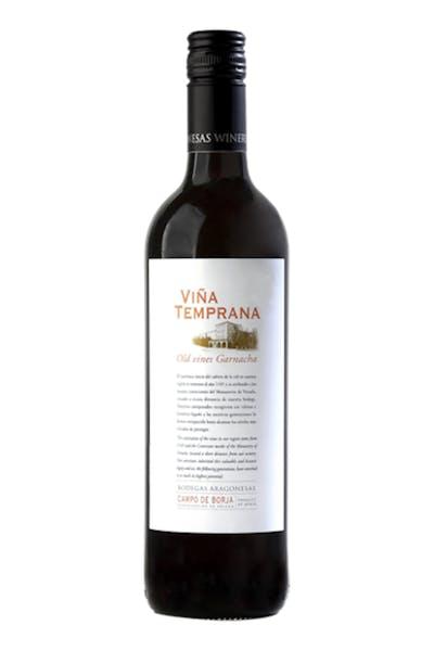 Vina Temprana Old Vines Garnacha