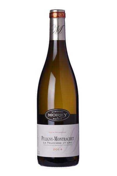 Vincent Morey Puligny Montrachet La Truffiere Premiere Cru 2014
