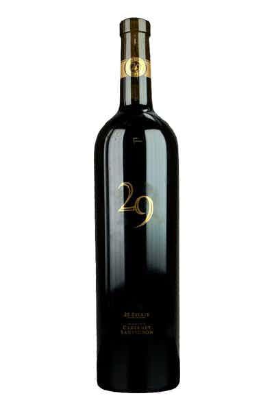 Vineyard 29 Cabernet Estate