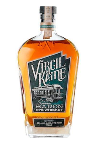 Virgil Kaine Robber Baron Rye