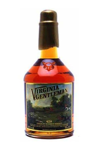 Virginia Gentleman Bourbon