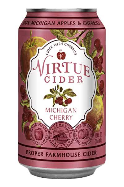 Virtue Cider Michigan Cherry