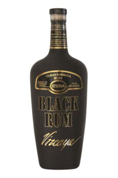 Vizcaya Black Rum
