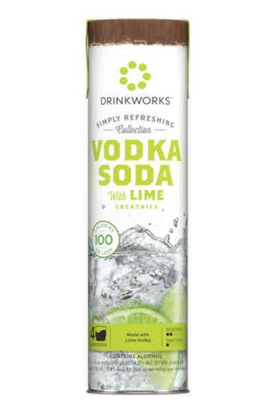 Drinkworks Vodka Soda Pod