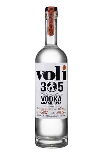 Voli 305 Vodka