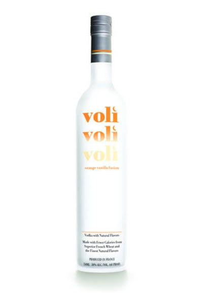 Voli Vodka Orange Vanilla