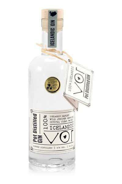 Vor Icelandic Gin