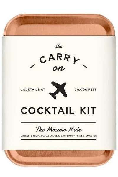 W&P Moscow Mule Cocktail Kit Mix