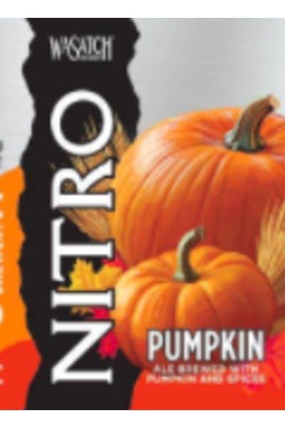 Wasatch Pumpkin Ale Nitro