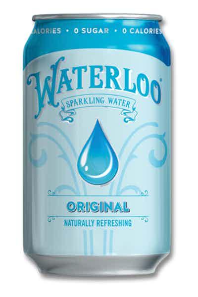 Waterloo Original Sparkling Water