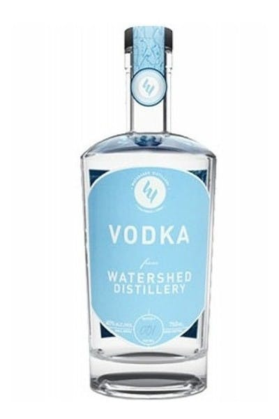 Watershed Distillery Vodka