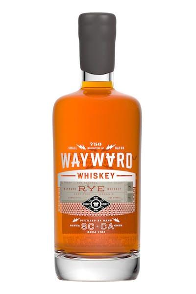 Wayward Rye Whiskey