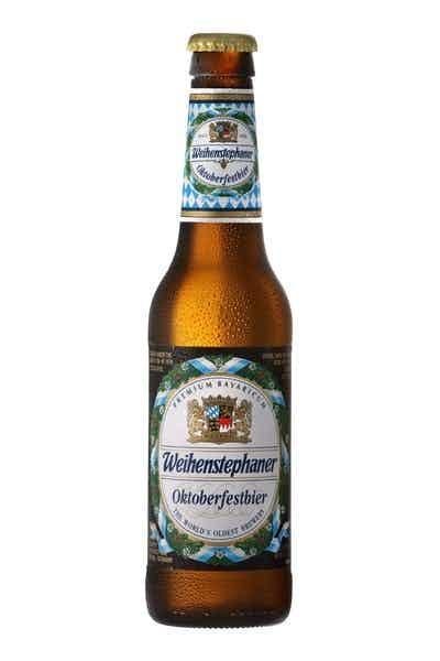 Weihenstephaner Oktoberfest Bier