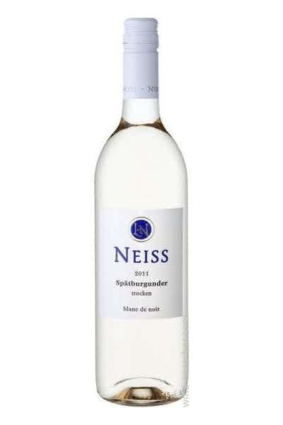 Weingut Neiss Spatburgunder Blanc de Noir Trocken