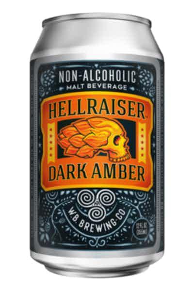 Wellbeing Hellraiser Non-Alcoholic Dark Amber