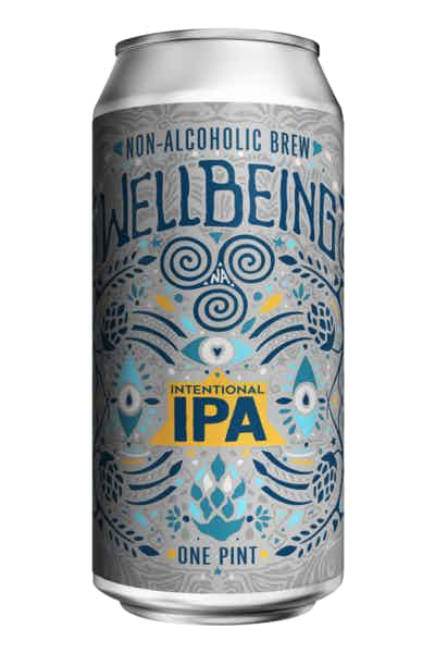 Wellbeing Intentional Non-Alcoholic IPA