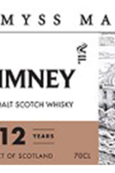 Wemyss Malts Scotch Peat Chimney 12 Year