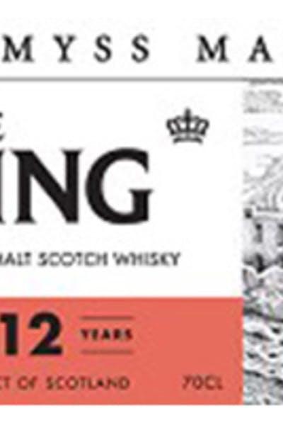 Wemyss Malts Scotch Spice King 12 Year