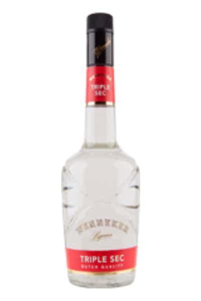 Wenneker Triple Sec Liqueur