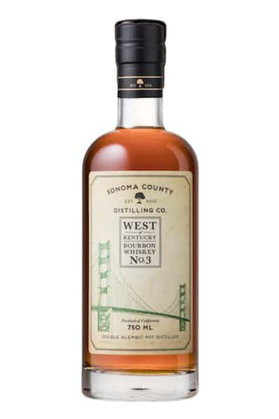 West Of Kentucky Bourbon Whiskey #3