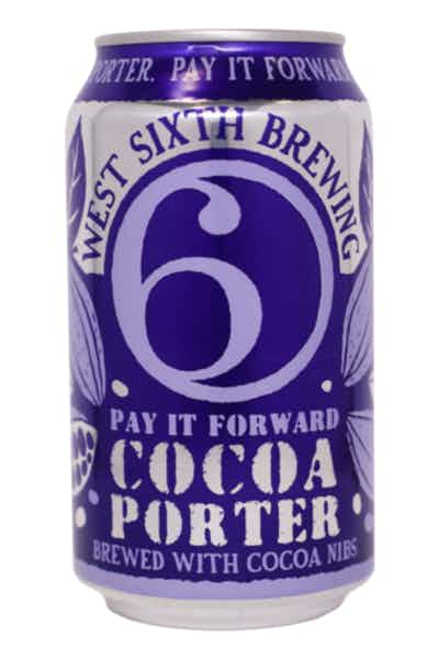West Sixth Pay It Forward Cocoa Porter