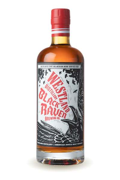 Westland Black Raven Cask Exchange Single Malt Whiskey