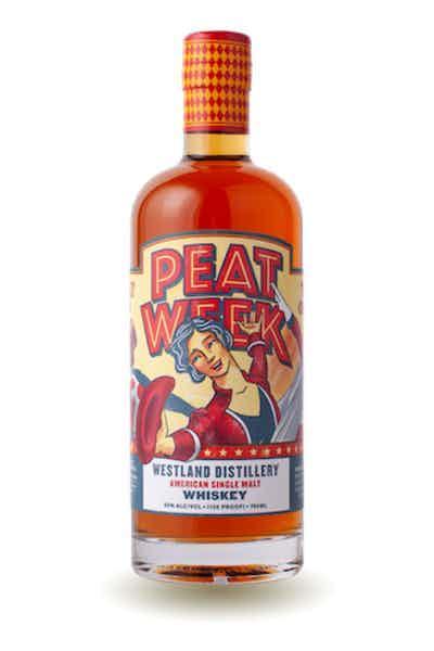 Westland Distillery 5th Annual Peat Week Single Malt Whiskey