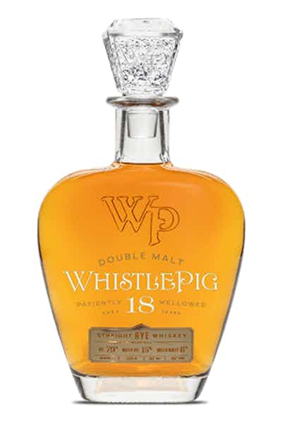 Whistle Pig Double Malt Rye Aged 18 Years