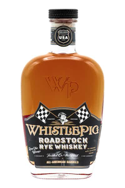 Whistlepig Roadstock Rye Whiskey