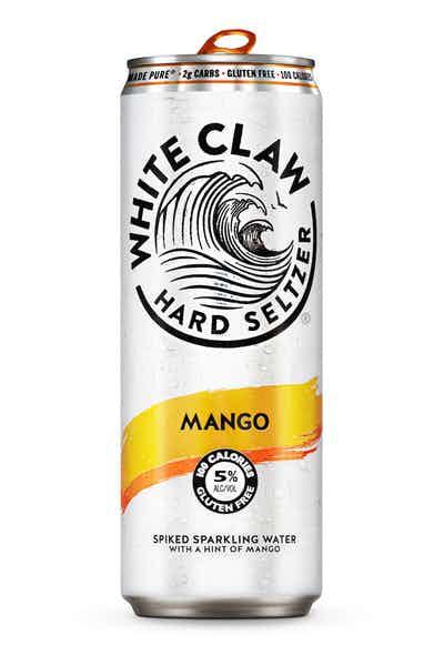 White Claw Mango Hard Seltzer