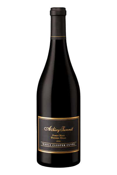 Whole Cluster Pinot Noir