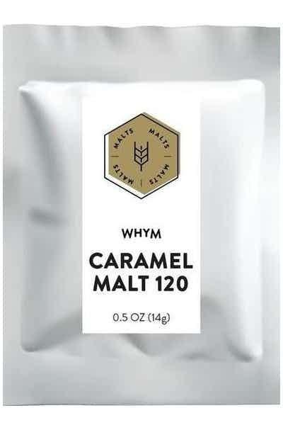 WHYM Caramel Malt 120