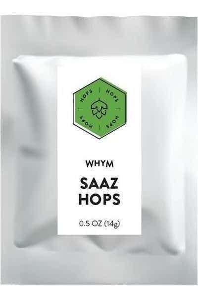 WHYM Saaz Hops