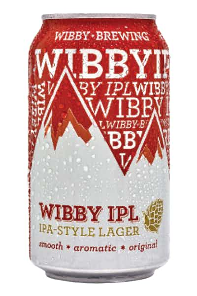 Wibby Brewing IPA Style Lager