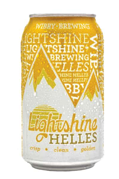 Wibby Brewing Lightshine Helles