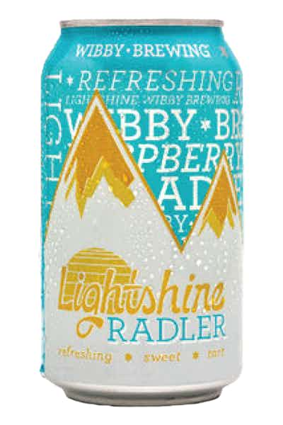 Wibby Brewing Lightshine Radler